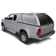 Truckman L-Series Hardtop Remote Hilux Mk6 (05-16) Hardtop Extra Cab