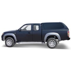 Truckman L-Series Hardtop Remote Ranger Mk3-4 (06-12) Extra Cab