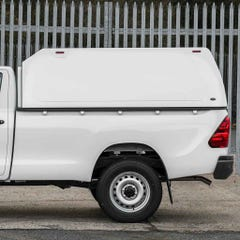 Truckman Classic High Roof Hardtop Hilux Mk8 (16 on) Single Cab