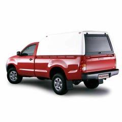 Truckman Classic High Roof Hardtop Hilux Mk6 (05-16) Extra Cab