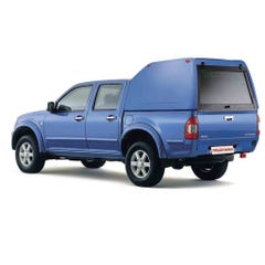 Truckman Classic High Roof Hardtop Rodeo Mk1-3 (03-12) Double Cab