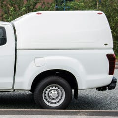 Truckman Classic High Solid Rear Door D-Max Mk4-5 Extra Cab