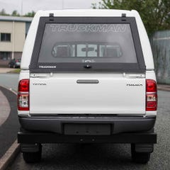 Truckman Classic - Double Doors Hardtop Hilux Mk6 (05-16) Single Cab
