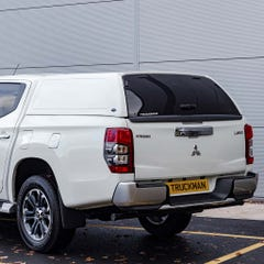 Truckman RS Hardtop Glass Door Hardtop L200 Mk8-9 (15 on) Double Cab