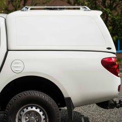 Truckman RS Glass Door Hardtop L200 Mk6 (10-16) Double Cab Longbed