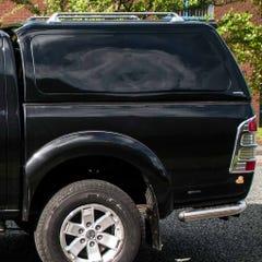 Truckman RS Hardtop Glass Door Ranger / BT-50 (06-12)