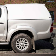 Truckman RS Hardtop Canopy (Solid Rear) Toyota Hilux Mk6-7 (2005 - 2016) Double Cab