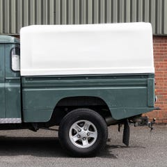 Agri Top Hardtop Defender 110 (83 on) High Capacity White