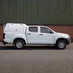 Truckman Utility Hardtop D-Max Mk4-5 (12-20) Extra Cab