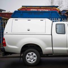 Truckman Utility Hardtop Hilux Mk6-7 (05-16) Extra Cab