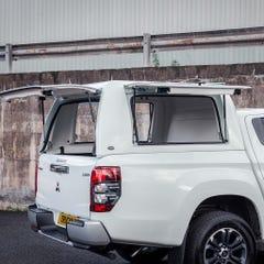 Truckman Glazed Utility Hardtop L200/Fullback Mk8-9 Double Cab