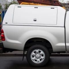 Truckman Glazed Utility Hardtop Hilux Mk6-7 (05-16) Extra Cab