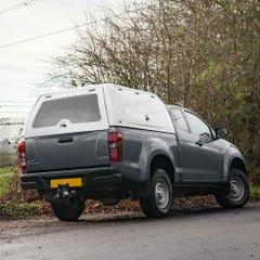 Truckman Glazed Utility Hardtop D-Max Mk4-5 (12-20)