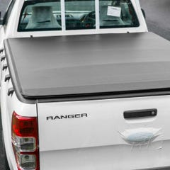 EGR Soft Tonneau Ranger Mk6 (15 on) Double Cab With Ladder Rack