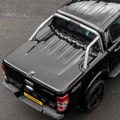 EGR Sports Tonneau Cover (3pc) Ranger Double Cab (12 on)