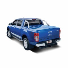 EGR Sports Tonneau Cover NO Rollbar (3pc) Ranger Double Cab (12 on)