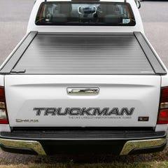 Truckman Retrax Tonneau Roller Cover Isuzu D-Max (2012+) Double Cab