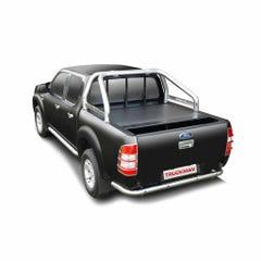 Jack Rabbit Roller Tonneau Cover BT-50 (06 on) Double Cab Without L/Rack