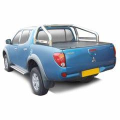 Jack Rabbit Roller Tonneau Cover L200 Mk6 (06-09) Double Cab