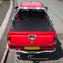 Jack Rabbit Roller Tonneau Cover L200 Mk7 (10-16) Long Bed Double Cab