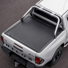 Jack Rabbit Roll Cover with Roll Bar Hilux Mk8 (16-20) DC