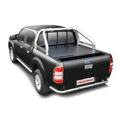 Full Metal Jack Rabbit Roller Tonneau Cover Ford Ranger Mk5-7 (12 on) Extra Cab