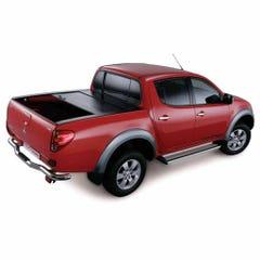 Full Metal Jack Rabbit Roller Tonneau Cover L200 Mk6 (06-09)Extra Cab