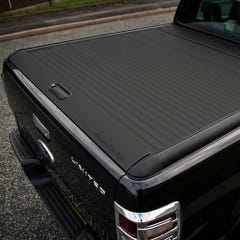 Mountain Top Black Roller Tonneau Cover Ranger Mk5-7 (12 on) EC