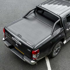 Mountain Top Black Rollbar to fit MT Roller Tonneau L200 Mk8-9 (15 on) DC