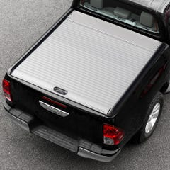 Mountain Top Silver Roller Tonneau Cover Hilux Mk8 (16 on) EC