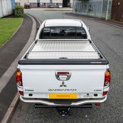 Evo Cross Bar Set for Truckman Aluminium Tonneau Cover L200 Long Bed