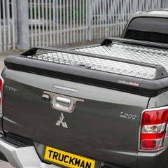 Evo Cross Bar Set for Truckman Aluminium Tonneau Cover L200 Mk8 -9 (15 on)
