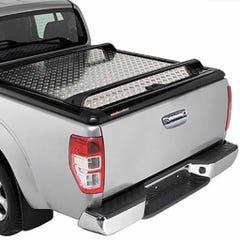 Evo Cross Bar Set for Truckman Aluminium Tonneau Cover Navara D40