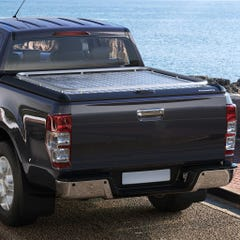 Mountain Top Style HD+ Aluminium Tonneau + Load Carrier D-Max Mk4-5 (12-20) DC