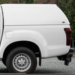 Truckman RS Hardtop Canopy (Glazed Rear, Remote Locking) Isuzu D-Max Mk4-5 (2012 - 2020) Double Cab