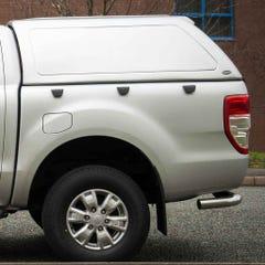 Truckman RS Hardtop Glass Door R/Lock Ranger Mk5-7(12 on) Double Cab