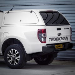 Truckman RS-3 Hard Top Canopy Ford Ranger Mk5-7 (2012 on) Double Cab