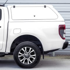 Truckman RS-3 Hardtop Canopy Ford Ranger Mk5-7 (2012 Onwards) Double Cab