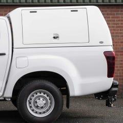 Truckman Utility Hardtop Canopy (Glazed Rear) Isuzu D-Max Mk4-5 (2012 - 2020) Double Cab