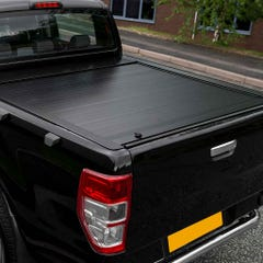 Full Metal Jack Rabbit Roller Tonneau Cover Hilux Mk8 (16 on) Double Cab