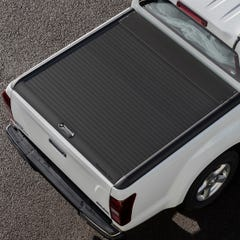 Mountain Top Black Roller Tonneau Cover Isuzu D-Max Mk4-5 (2012 - 2020) Double Cab