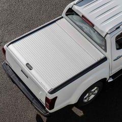 Mountain Top Silver Roller Tonneau Cover Isuzu D-Max Mk4-5 (2012 - 2020) Extra Cab