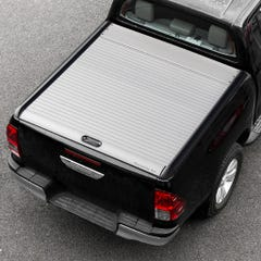 Mountain Top Silver Roller Tonneau Cover Hilux Mk8 (16 on) DC