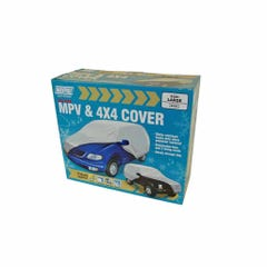 Deluxe MPV & 4x4 Cover - Medium