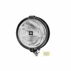 Hella Driving Light Rallye 1000 Driving Lamp Clear Grooved Lens Single