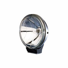 Hella Rallye 1000 FF Clear Lens and Side Pos Light Single  - Requires H1+W5W