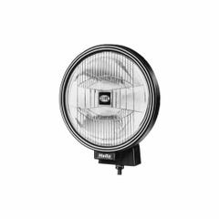Hella Rallye 3000 Black Clear with Side positioning Light. - Requires H1 + W5W