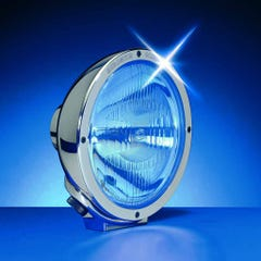Hella Luminator Blue Driving Lamp with Side positioning Light- Requires H1 + W5W