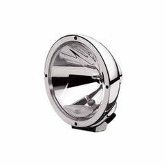 Hella Luminator Chrome with Side positioning LED Ring. - Requires H1+W5W