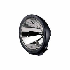 Hella Luminator Black with Side positioning LED Ring.- Requires H1 + W5W
